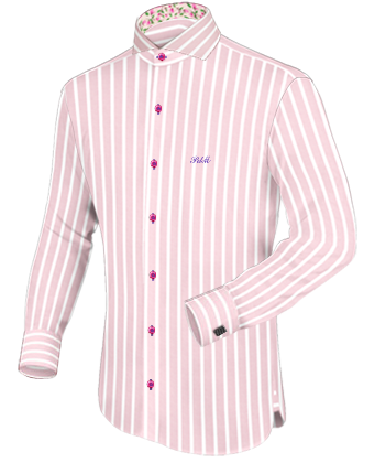 iTailor Where To Buy Good Formal Shirts with French Round Cuff.