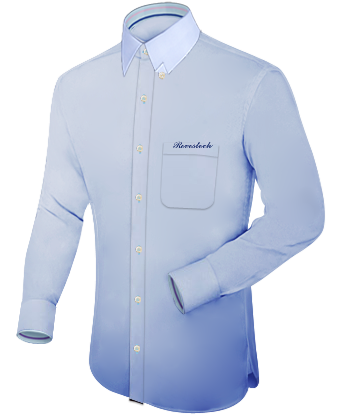 Design Own Shirt with Hidden Button