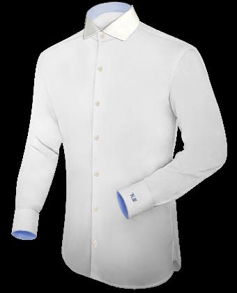 White Formal Shirts For Men