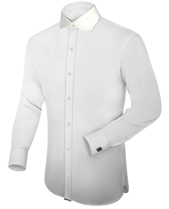 Mens Shirts with English Collar