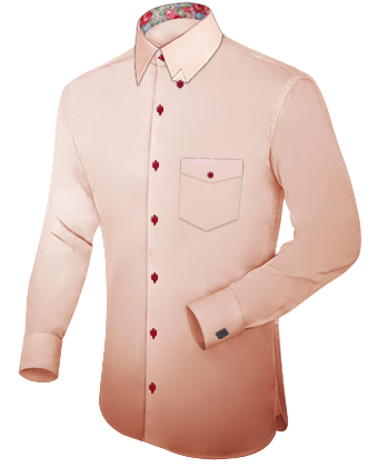 Mens hidden button down collar shirts for Hidden button down collar shirts