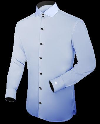 Mens collar eyelet shirts for Mens eyelet collar dress shirts