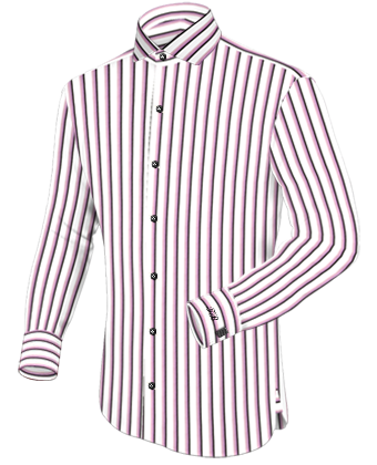White Shirts With Black Lining | Is Shirt
