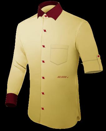 shirt tailor made online