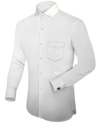 Snap tab dress shirts for Snap tab collar shirt