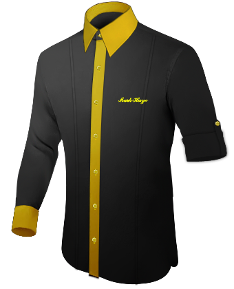 Custom Tailored Shirts Thailand