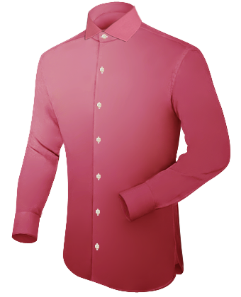 Buy White French Cuff Shirts with Italian Collar 1 Button