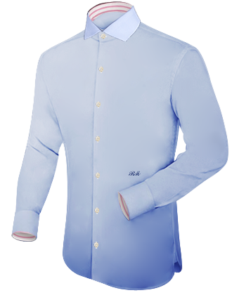 Cheap Quality Shirts with Italian Collar 1 Button