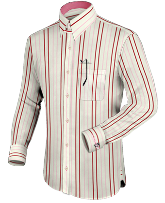 White Label Shirt with Tab