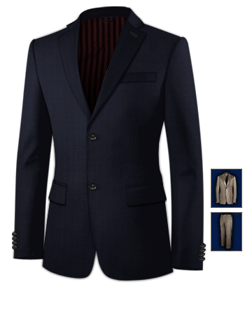 Mens Suits For Prom Purple