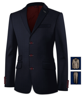 Cheap Custom Men Suits Online Uk