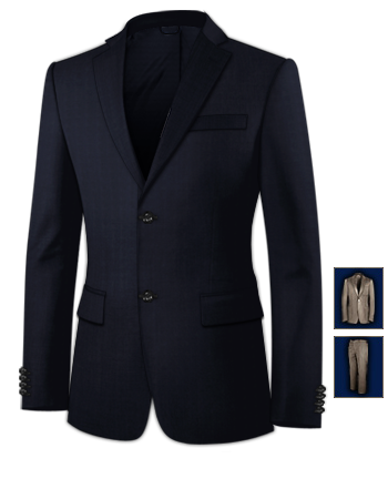 Easter Suit Sale with 2 Buttons, Single Breasted